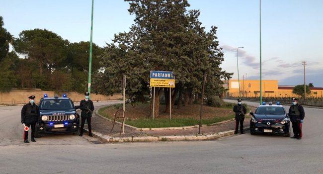 Castelvetrano e Partanna: due evasioni dai domiciliari aggravate dall'emergenza Covid-19