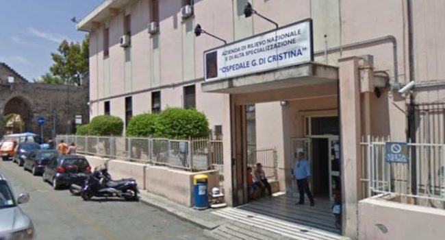 """Coronavirus: tutti guariti e dimessi i bimbi ricoverati al """"Di Cristina"""""""