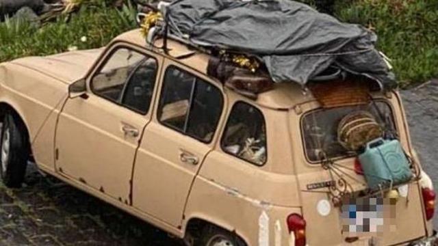 Il viaggio della Renault 4 prosegue. Cateno De Luca chiede le dimissioni della Ministra Lamorgese