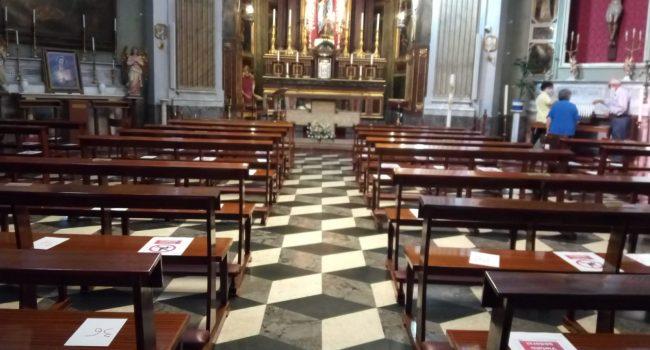 Marsala: riapre il Santuario dell'Addolorata, possono accedervi 48 fedeli