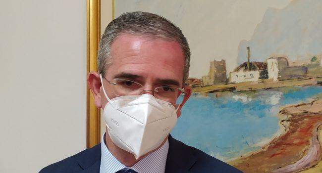 """Porto di Marsala, l'assessore Falcone: """"Attendiamo che il Comune ci dica come intende procedere""""  (VIDEO)"""