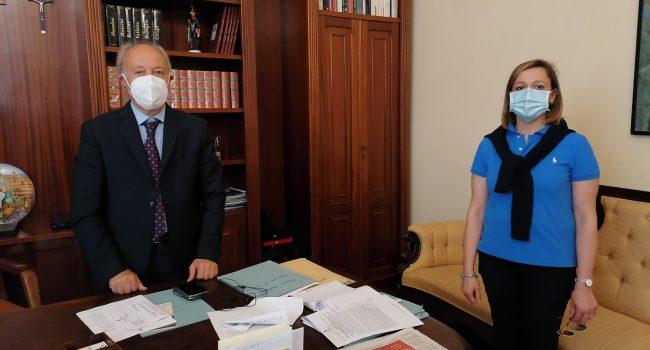 Marsala: il sindaco riceve rappresentante dei diabetici, il reparto dovrà tornare operativo