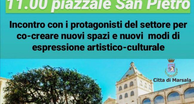 Commissione Cultura: spazio virtuale con gli artisti marsalesi per il rilancio del settore