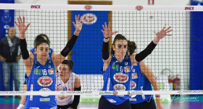La Sigel Volley Marsala si prepara alla nuova stagione con tre conferme