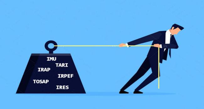 Dove vanno a finire le tasse? su 50 mila di reddito, oltre 3 mila alle pensioni. E più di 1.700 per il debito