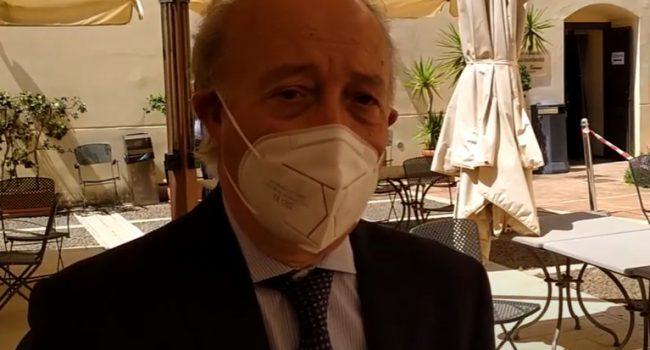 """Di Girolamo: """"Ritirata di Alitalia pianificata da tempo. Ricandidarmi? Ancora troppo presto per dirlo"""" (VIDEO)"""