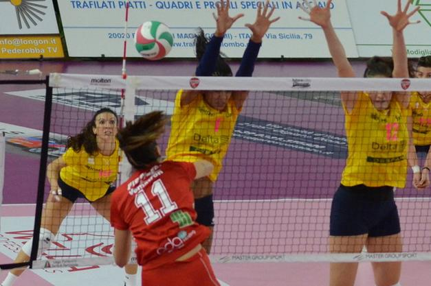 Ancora arrivi in casa Sigel Volley Marsala, c'è Aurora Pistolesi