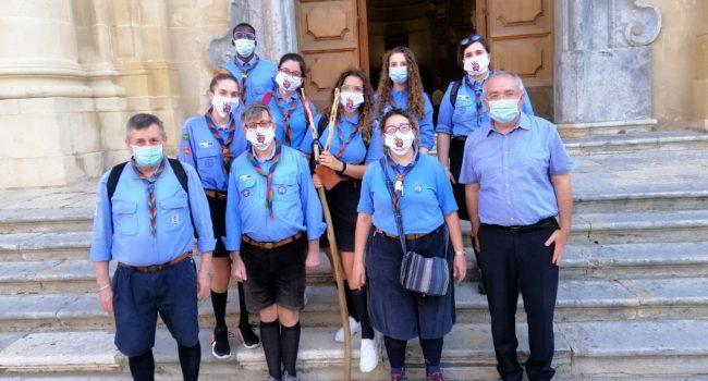 San Giovanni: gli scout del Clan Fuoco Cassiopea raccolgono beni di prima necessità