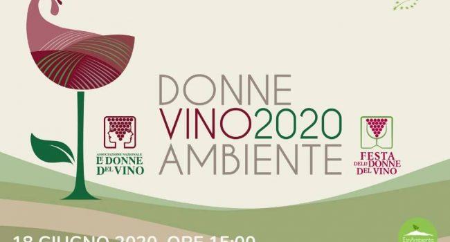 Donne del Vino Sicilia & Ambiente, un digital show il 18 giugno