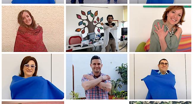Giornata del Sollievo, gli abbracci virtuali di Samot da Ragusa a Trapani. IL VIDEO