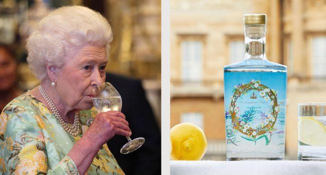In vendita il gin della Regina (prodotto a Buckingham Palace)