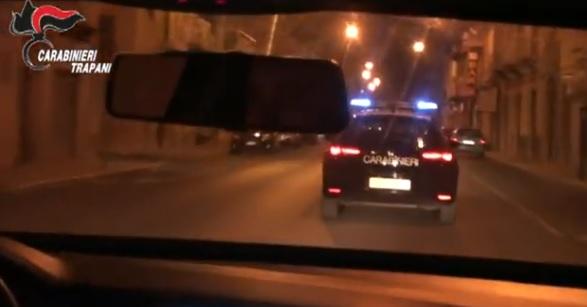 Operazione contro famiglie mafiose di Castellammare e Paceco. IL VIDEO