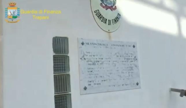 Operazione a Favignana, 4 arresti e domiciliari per Pagoto. IL VIDEO