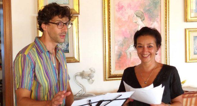 Autori & Territori: al Carmine Gaspare Polizzi e le letture leopardiane con Scaturro-Filardo