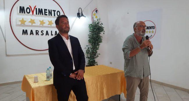 """Cancelleri: «Marsala è piena di """"monnezza"""", ripuliamo la città. Questa è la mission di Aldo Rodriquez»"""