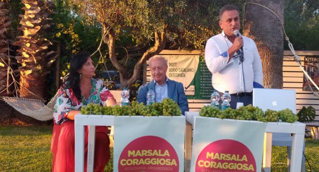 """Nasce la lista Marsala Coraggiosa. Licari: """"Lavoreremo per fare dello Stagnone un'Area Marina Protetta"""""""