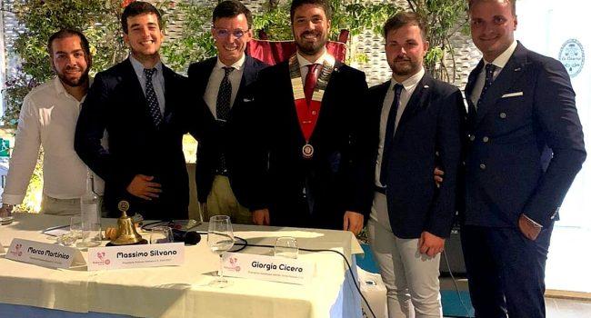 Rotaract Marsala, Massimo Silvano è il nuovo presidente