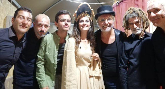 """L'Arco alle Saline Genna con """"Istruzioni per diventare Tiranno"""", intervista a Giacomo Frazzitta"""