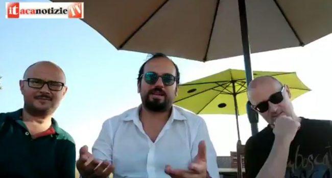 """Parliamo della rassegna """"Autori & Territori"""" con gli organizzatori, Renato Polizzi e Francesco Vinci"""