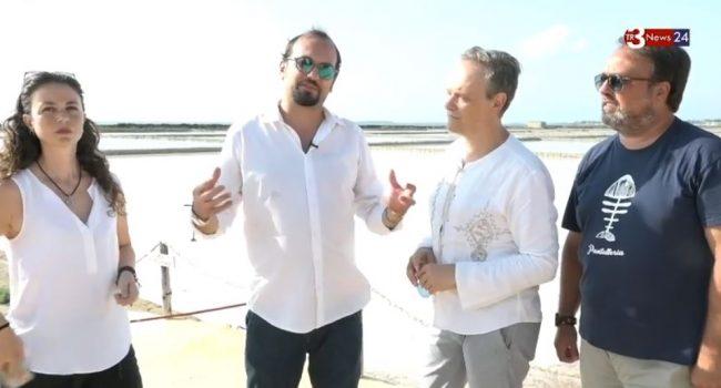 """""""à Scurata in 3 minuti"""" con Luana Rondinelli, Giovanni Carta e Gregorio Caimi"""