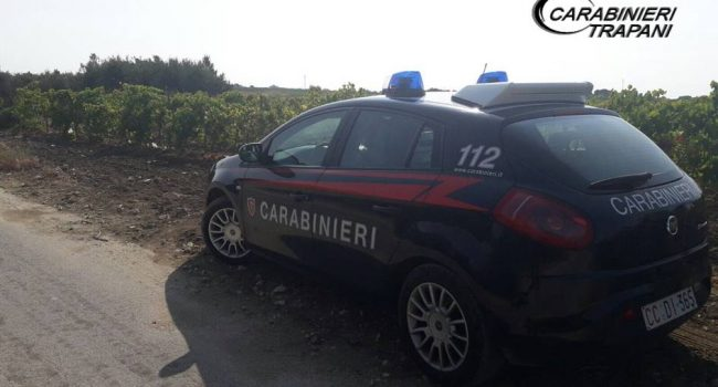 Trapani: due arresti per furto di materiali di zinco e ferro