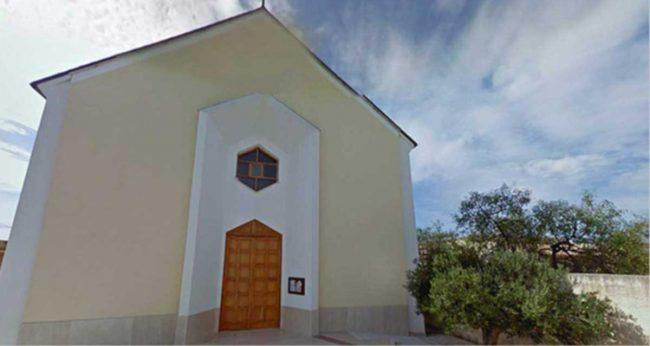 La Chiesa di Ciancio a Marsala