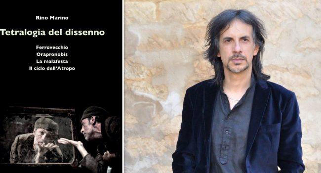 """Autori & Territori: al Carmine la """"Tetralogia del dissenno"""" di Rino Marino con le letture di Fabrizio Ferracane"""