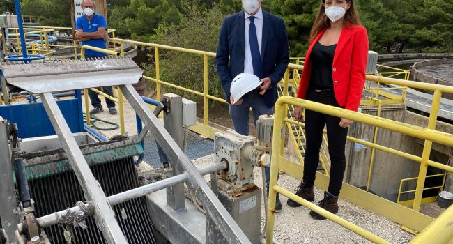Depuratori siciliani: pochi a norma, attivi solo il 17,5% ma quello di Marsala funziona: l'analisi della deputata 5Stelle Licatini
