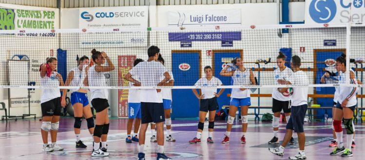 Al via la serie A 2 Volley Femminile: la Sigel gioca ad Olbia