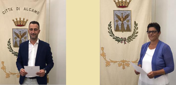 Alcamo: il sindaco Surdi assegna le deleghe ai neo assessori Salato e Barone