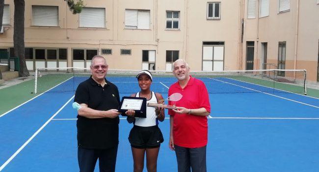 Tennis, Marsala ha una campionessa siciliana Under 10: è Altea Cieno