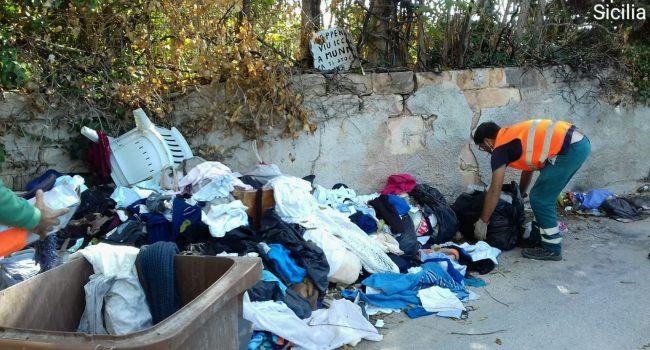 Marsala, parte la pulizia straordinaria della città