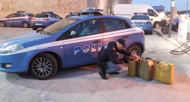 Rubavano carburante agricolo, arrestati due trapanesi