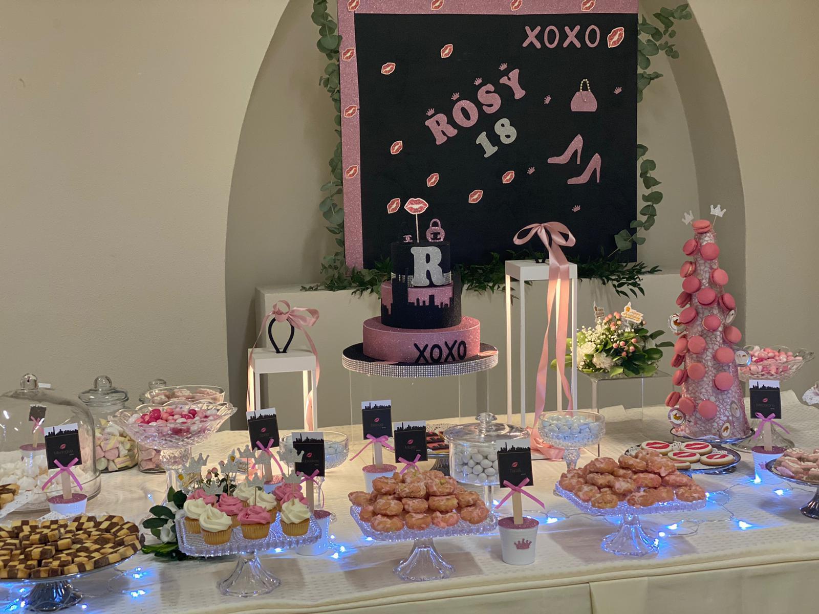 """Aria di festa: il privilegio di essere """"Gossip Girl"""" con gli addobbi di Wedding & More"""