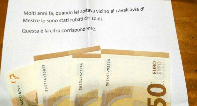 Con una lettera, un ladro restituisce lo stipendio rubato dopo 40 anni