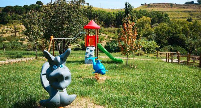 """Si inaugura a Salemi il parco giochi del """"Ciliegio"""""""