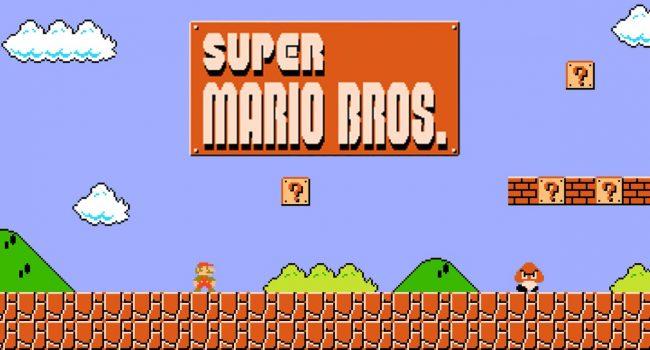 Venduta a 100.000 euro una copia originale di Super Mario