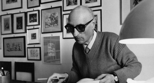 """""""Uno scrittore non è mai innocente"""". Cento anni fa nasceva Gesualdo Bufalino"""