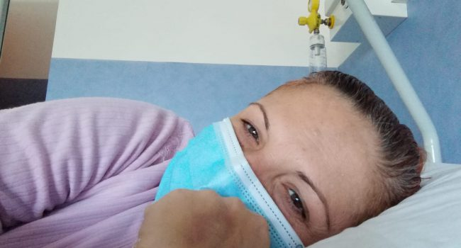 Esclusivo Covid Hospital Marsala: ecco come si vive in reparto. La storia di 2 donne positive ( Prima Parte)