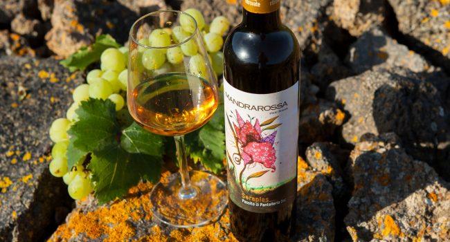 Mandrarossa presenta il Passito di Pantelleria DOC Serapias
