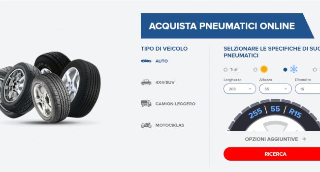 Consigli utili per i pneumatici della tua auto