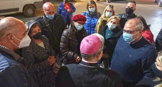 """Mazara: seconda veglia di preghiera per i pescatori in Libia, il Vescovo: """"E' un'ingiustizia"""""""