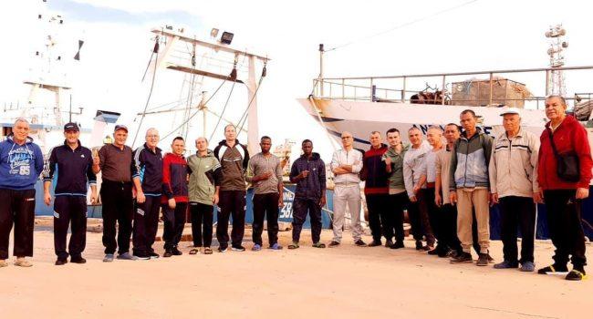 I pescatori e la politica