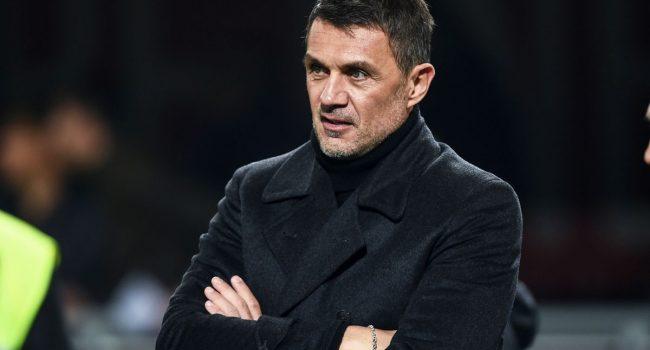 """Maldini spinge il Milan """"Mai smettere di sognare"""""""