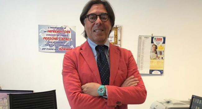 Giovanni Sardone presidente onorario del Marsala Calcio
