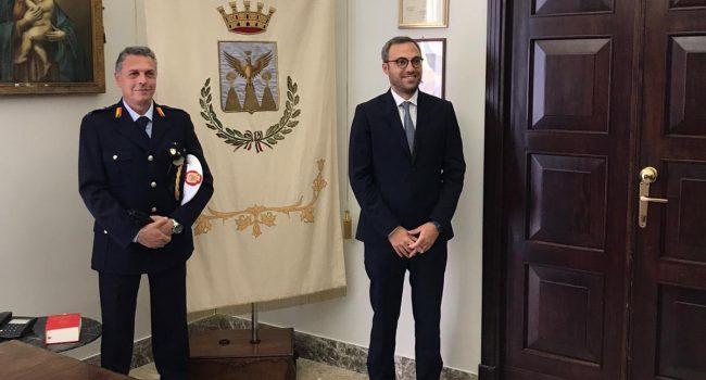 Due nuovi dirigenti al Comune di Alcamo. Ignazio Bacile per tre anni alla guida della Polizia Municipale
