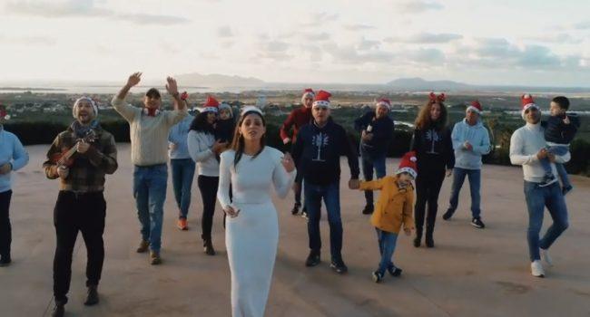 """Alle Cantine Fina cantanti per un giorno. Un video per augurare un """"Natale essenziale"""""""