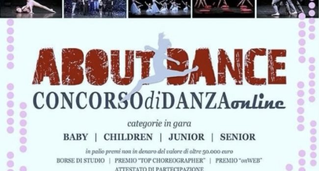 Grandi riconoscimenti per la Rose Ballet Academy di Marsala al Concorso About Dance