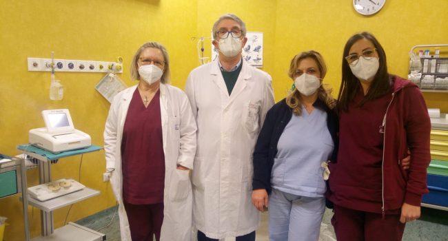 All'ospedale di Mazara primo parto di paziente Covid nel trapanese