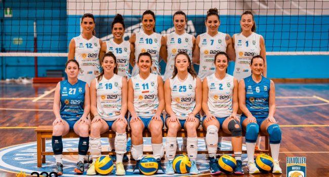 La A29 GesanCom Fly Volley Marsala pronta per il Campionato di B 2